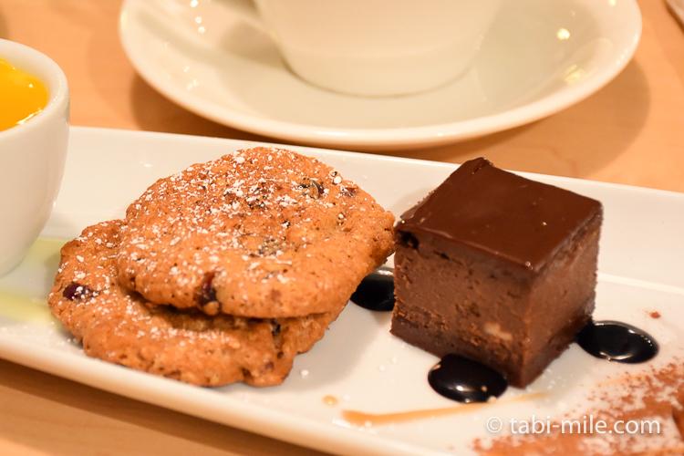 グアム プロア デザート チョコケーキ クッキー