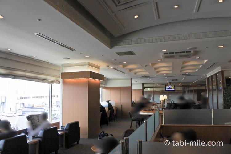 羽田空港第1ターミナル エアポートラウンジ(北)12