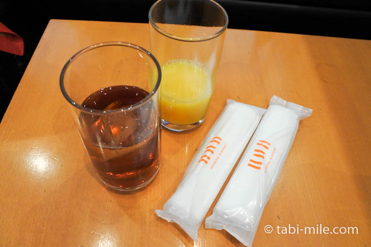 羽田空港第1ターミナル エアポートラウンジ(北)13