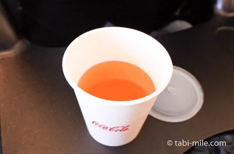 JAL国内線コンソメスープ