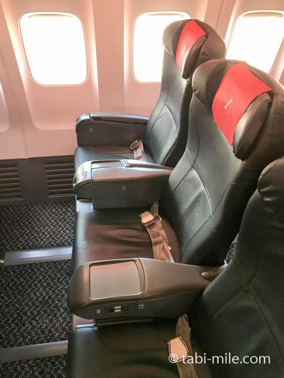 JALクラスJ座席