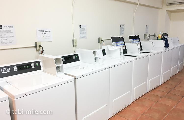 グアム コインランドリー 洗濯機