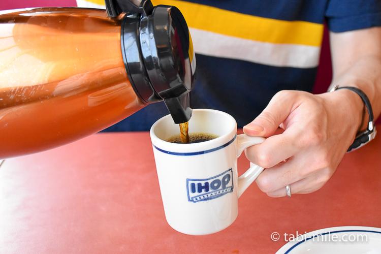 グアム IHOP コーヒー ポット