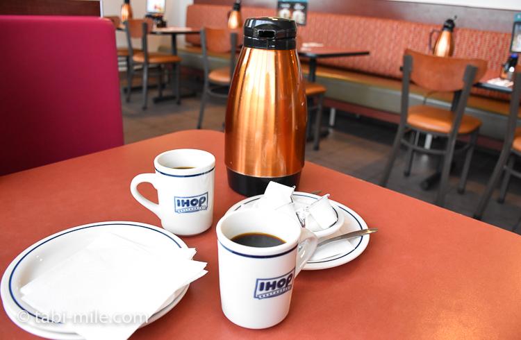 グアム IHOP コーヒー