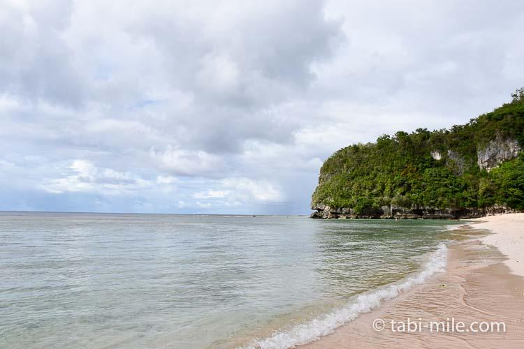 グアム ガンビーチ 景色1