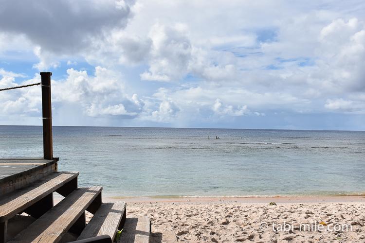 グアム ガンビーチ 景色4