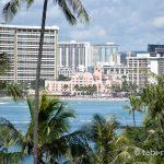 ハワイ シェラトンワイキキ ロイヤルハワイアンホテル