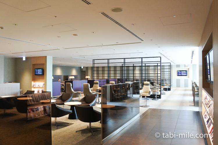 羽田空港国際線ターミナル JALサクララウンジ 5階