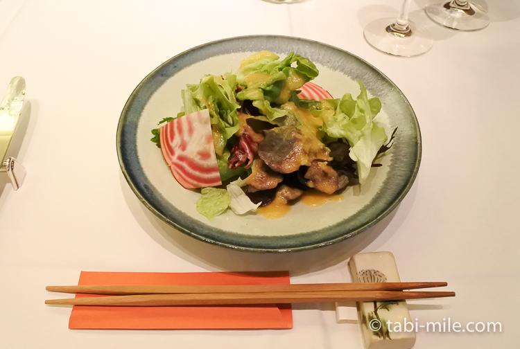 銀座栃木屋本店 栃木野菜サラダ