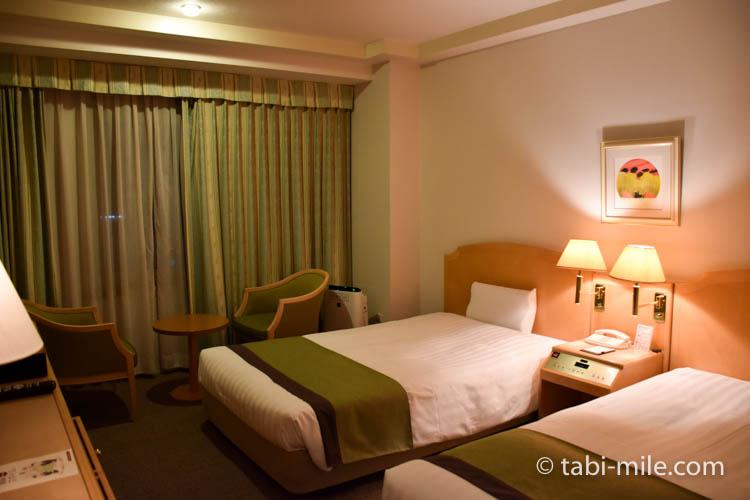 青森旅行 ホテルJALシティ青森 部屋