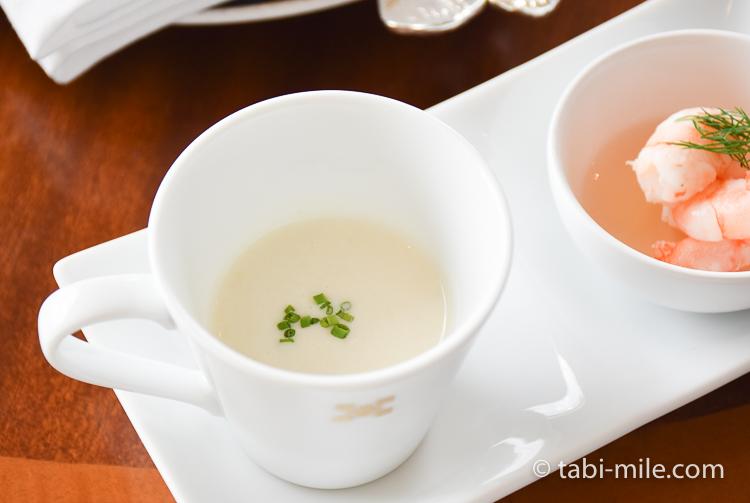 帝国ホテル アフタヌーンティー 前菜2