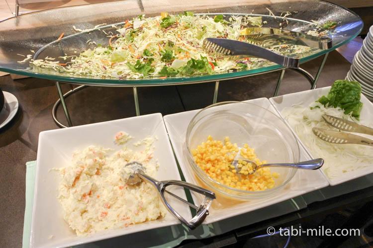 ホテルJALシティ青森 ラ・セーラ 朝食 サラダ