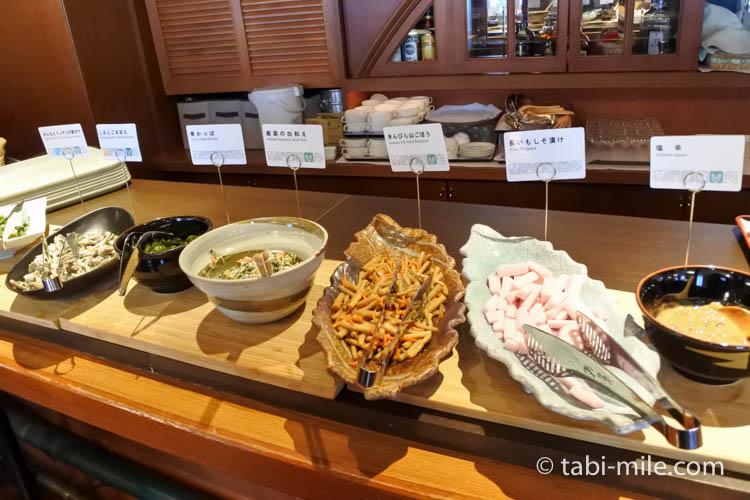 ホテルJALシティ青森 ラ・セーラ 朝食 和のおかず