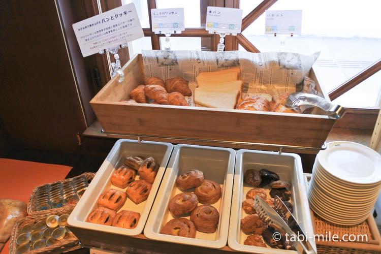 ホテルJALシティ青森 ラ・セーラ 朝食 パン