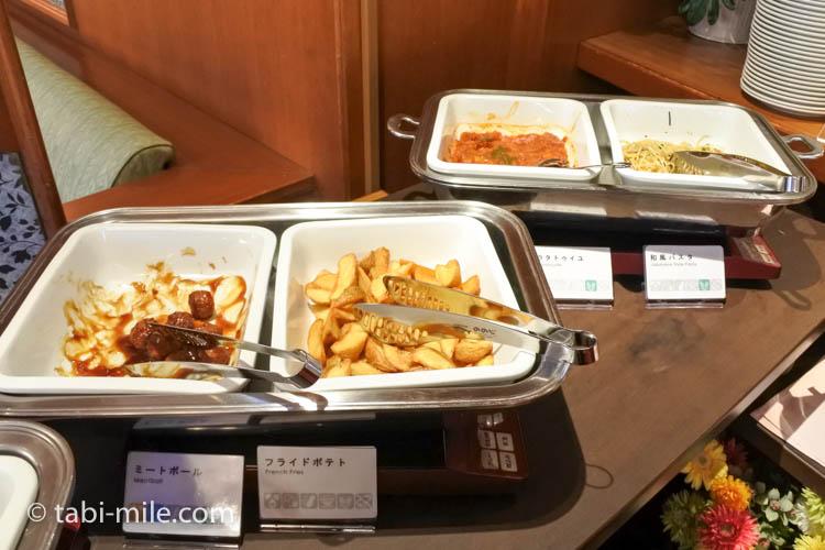 ホテルJALシティ青森 ラ・セーラ 朝食 洋のおかず