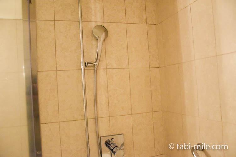 マリオット東京 部屋 シャワールームシャワーヘッド