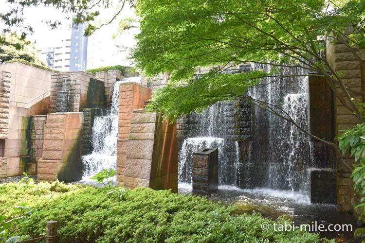 マリオット東京 庭2