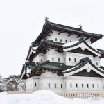青森旅行 弘前 弘前公園 本丸弘前城4