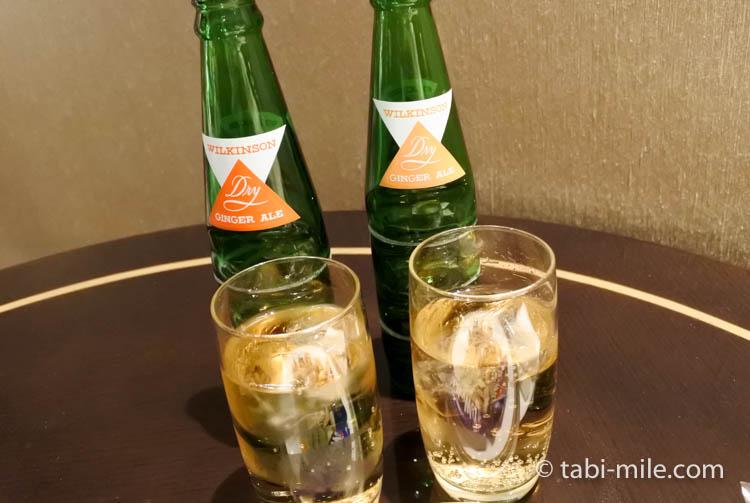 マリオット東京 エグゼクティブラウンジ 冷たいドリンク飲み物4