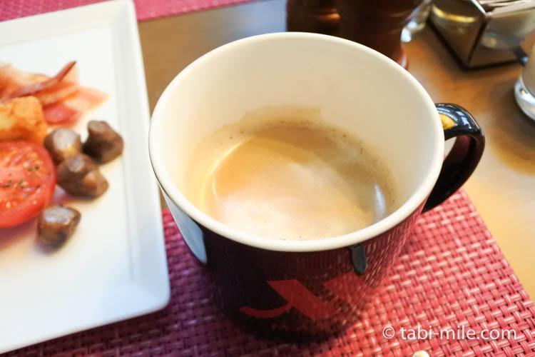 マリオット東京 朝食 コーヒー