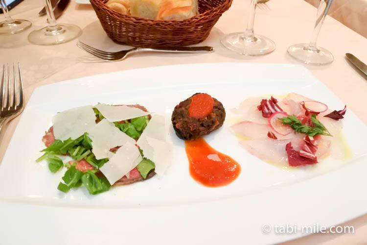 イタリアンレストランウィーク2017 エリオ 前菜1