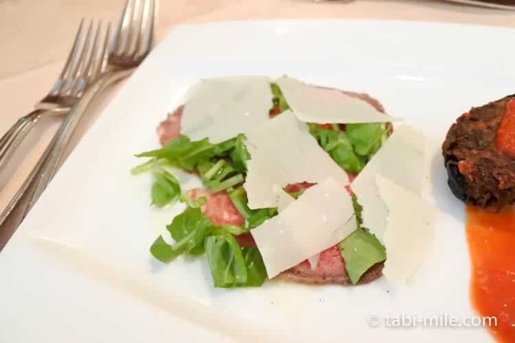 イタリアンレストランウィーク2017 エリオ 前菜2