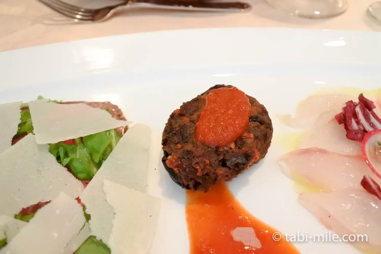 イタリアンレストランウィーク2017 エリオ 前菜3