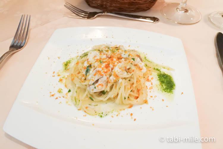 イタリアンレストランウィーク2017 エリオ パスタ1