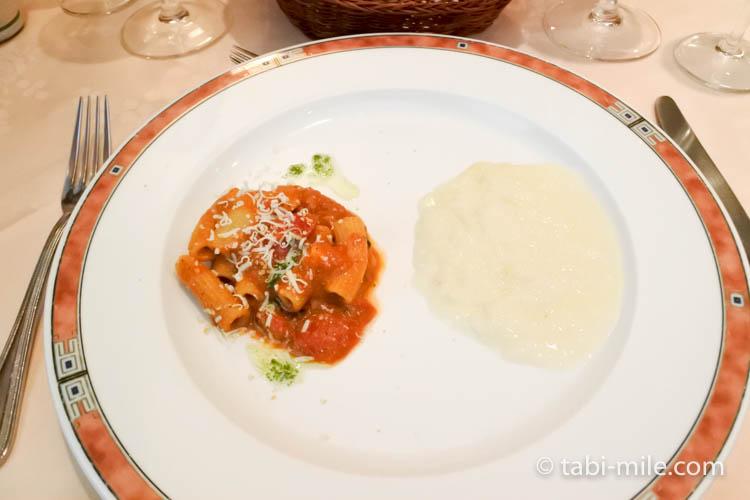 イタリアンレストランウィーク2017 エリオ ペンネリゾット1