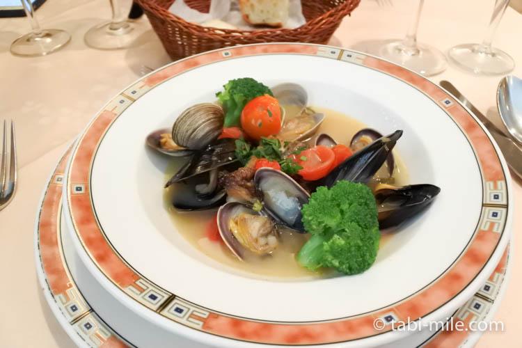 イタリアンレストランウィーク2017 エリオ 魚料理1