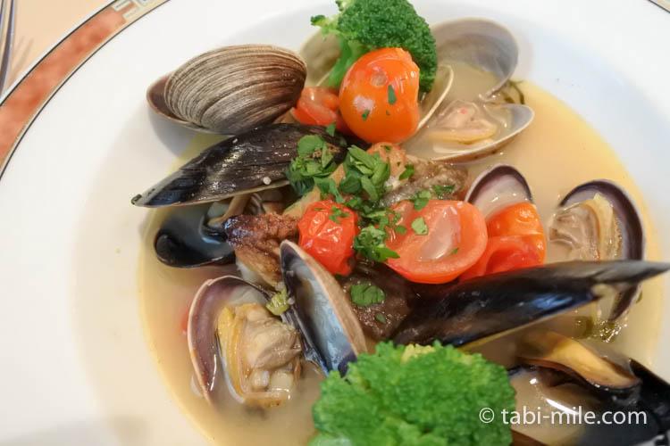 イタリアンレストランウィーク2017 エリオ 魚料理2