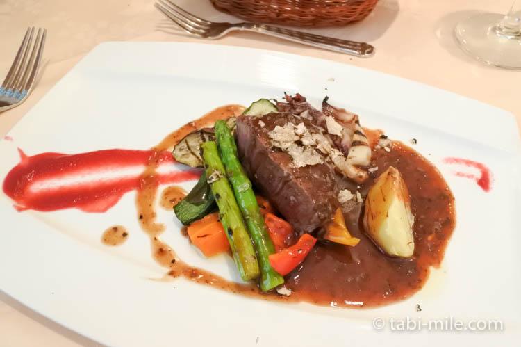 イタリアンレストランウィーク2017 エリオ 肉料理1