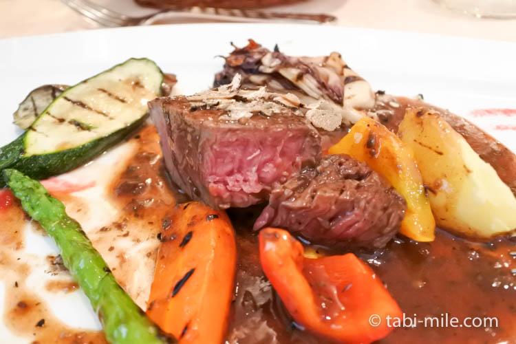 イタリアンレストランウィーク2017 エリオ 肉料理3
