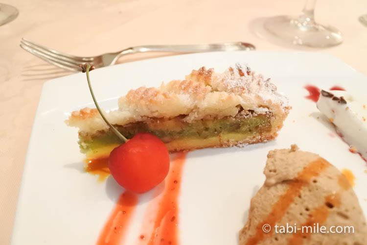 イタリアンレストランウィーク2017 エリオ デザート3