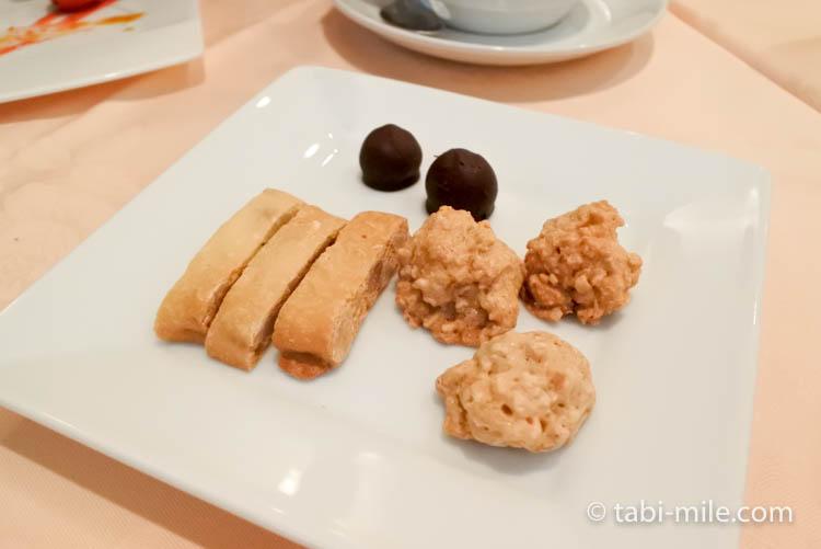 イタリアンレストランウィーク2017 エリオ クッキーチョコ