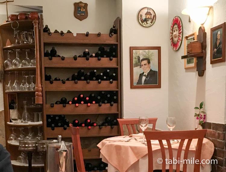 イタリアンレストランウィーク2017 エリオ お店の雰囲気