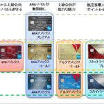 アメックスカードの種類