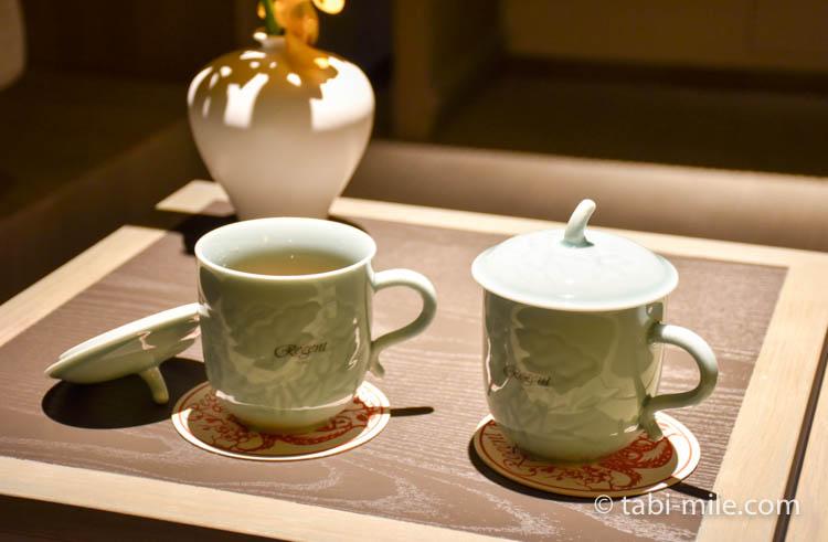 台湾旅行 リージェント台北 部屋マグカップ