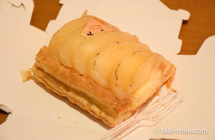 青森弘前 レストラン山崎 アップルパイ4