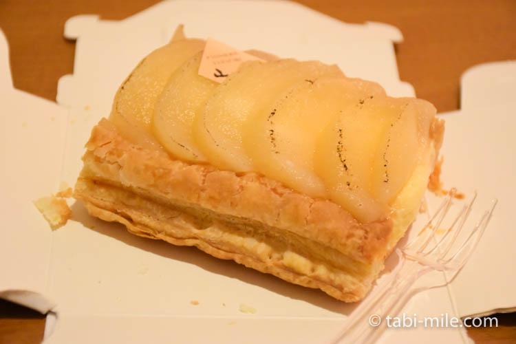 青森弘前 レストラン山崎 アップルパイ2