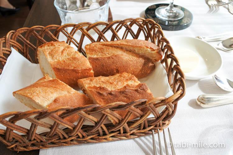 青森弘前 レストラン山崎 フランスパン