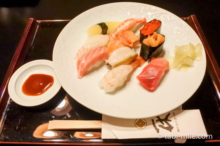 青森弘前 一休寿司 にぎり寿司1