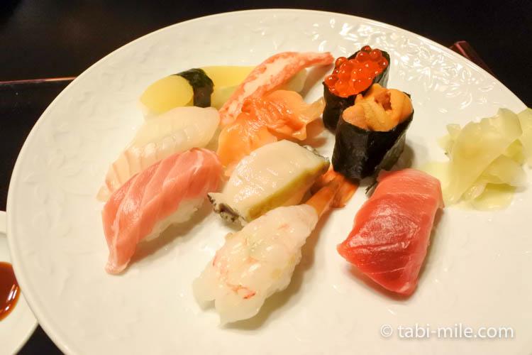 青森弘前 一休寿司 にぎり寿司3