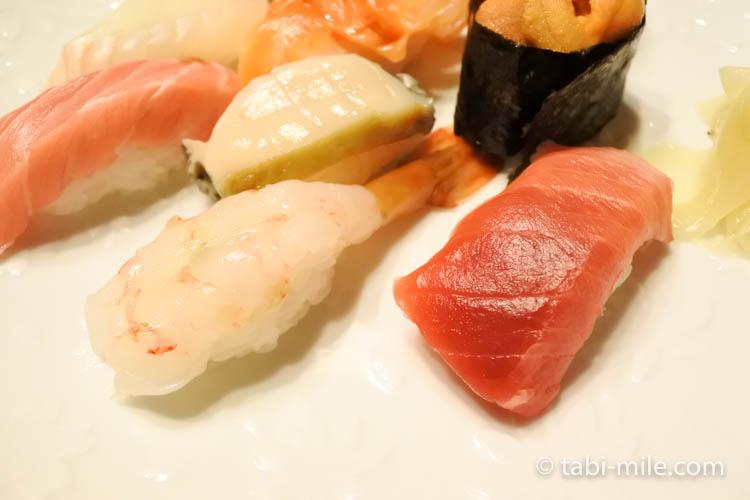 青森弘前 一休寿司 にぎり寿司4