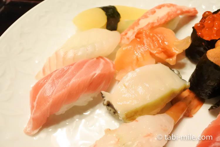 青森弘前 一休寿司 にぎり寿司5