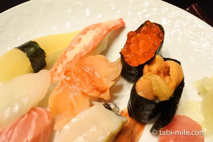 青森弘前 一休寿司 にぎり寿司6