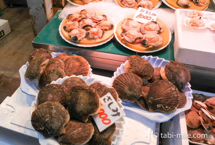 青森魚菜センター古川市場 市場の様子2