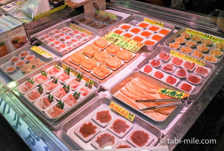 青森魚菜センター古川市場 市場の様子3