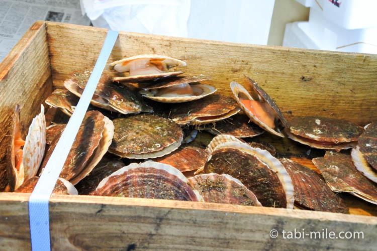 青森魚菜センター古川市場 市場の様子4