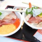 青森魚菜センター古川市場 のっけ丼3